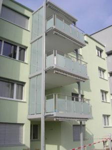 Bild Nr. 02 – Produkte Balkon&Treppentuerme