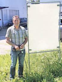 PAMAG Chef Mayer in Zeitung
